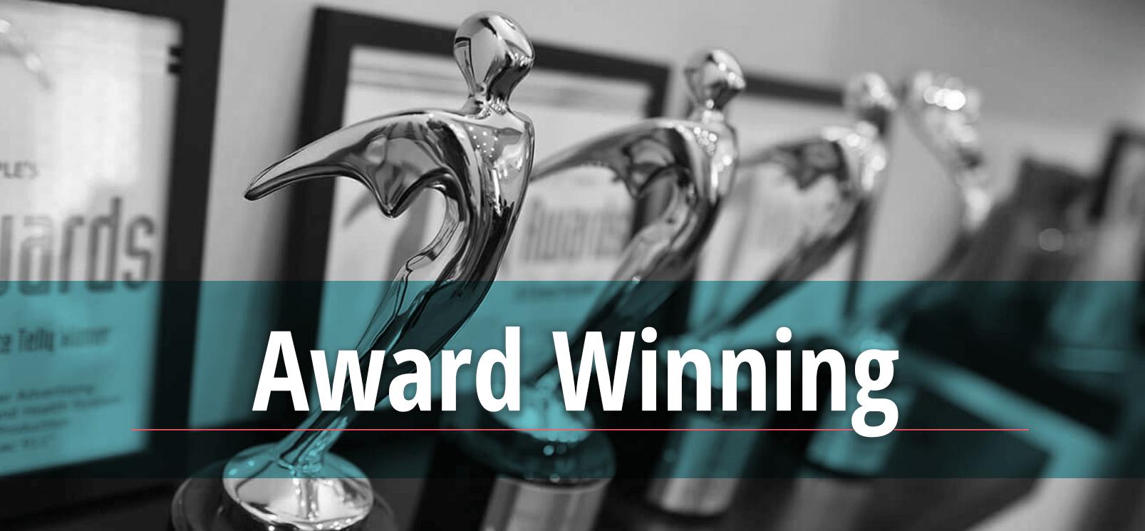 BlaineTurner Nominated for Regional Emmy® Award & Honored with 7 Advertising Awards - BlaineTurner Advertising