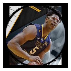 Annual Report Basketball Achievements Spread