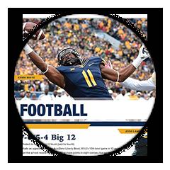 Annual Report Football Achievements Spread